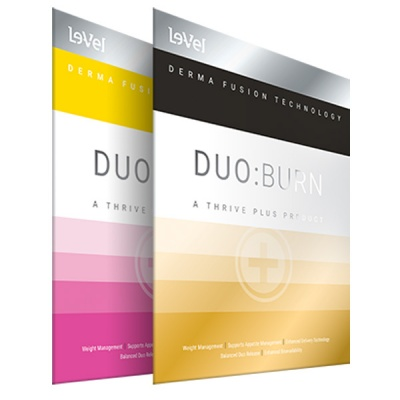 Thrive Plus DUO BURN Patch