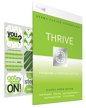 DFT Thrive Patch