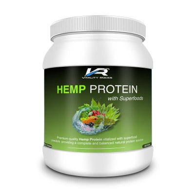 Hemp Protein with Superfoods 500g