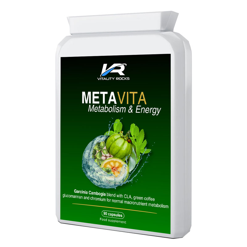 Natural Appetite Suppressant Metavita Vitality Rocks