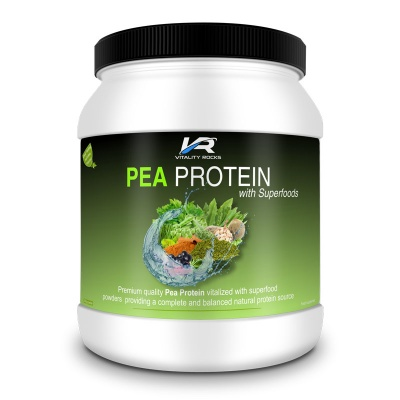 Pea Protein Plus Superfoods 500g