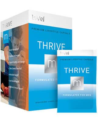 Thrive Lifestyle Capsule for Men