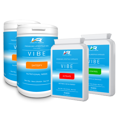 VIBE 30 Day Weight Loss Plan